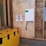 Battery room Dr V